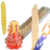 Havdalah Candles