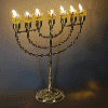 Oil Menorahs
