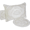 Seder Linen Sets - Pillow Cases - Matzah Covers
