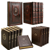 Machzor Set Kaftor Vaferach 5-Volumes