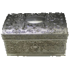Silver-Plated Etrog Box - A Decorative Casing for your Esrog