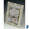 Silver-Plated Picture Frame