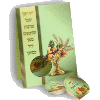 Tu B'Shvat Vertical Stand-Up with Kosher Fruit Jam - 243