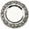 Grape Coaster for Kiddush Cup Nickel-Plated
