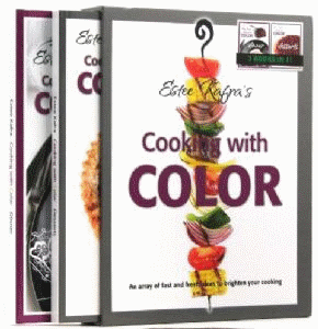 Estee Kafra's Cooking with Color