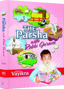 The Parsha with Rabbi Juravel 3 - Sefer Vayikra