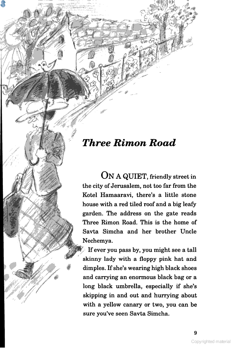 Page 9: Three Rimon Road