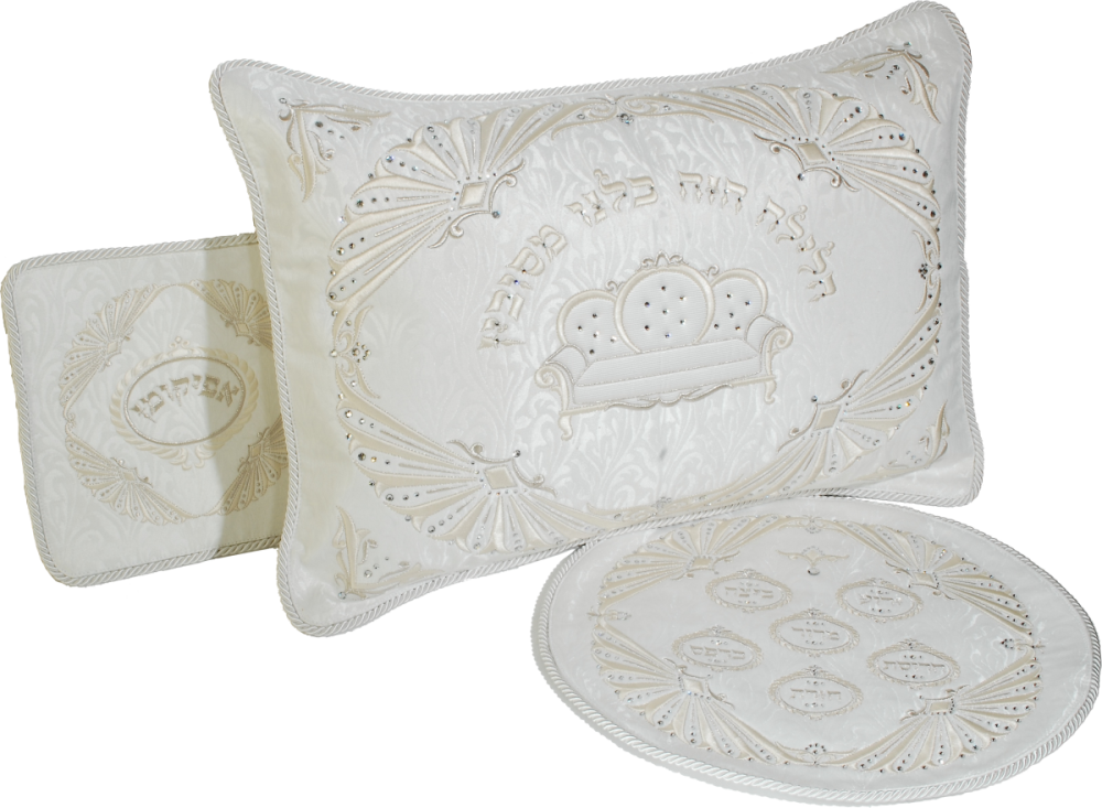 Crystal Couch Collection Pesach Seder Set 552 סדר סעט